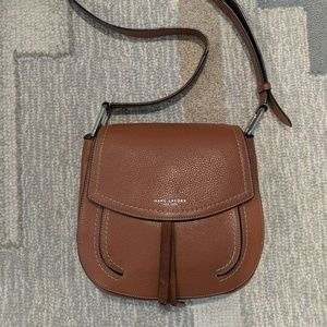 Marc Jacobs Maverick Crossbody Saddle Bag / Purse